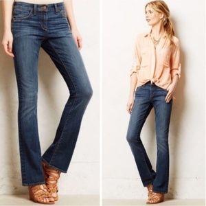Anthro Pilcro & Letterpress flare leg jeans sz 29